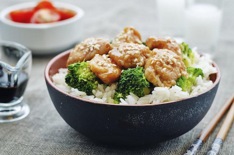 Wok forma sana de cocinar