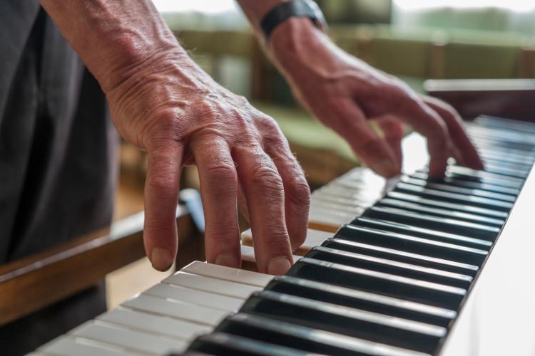 Alzheimer musicoterapia