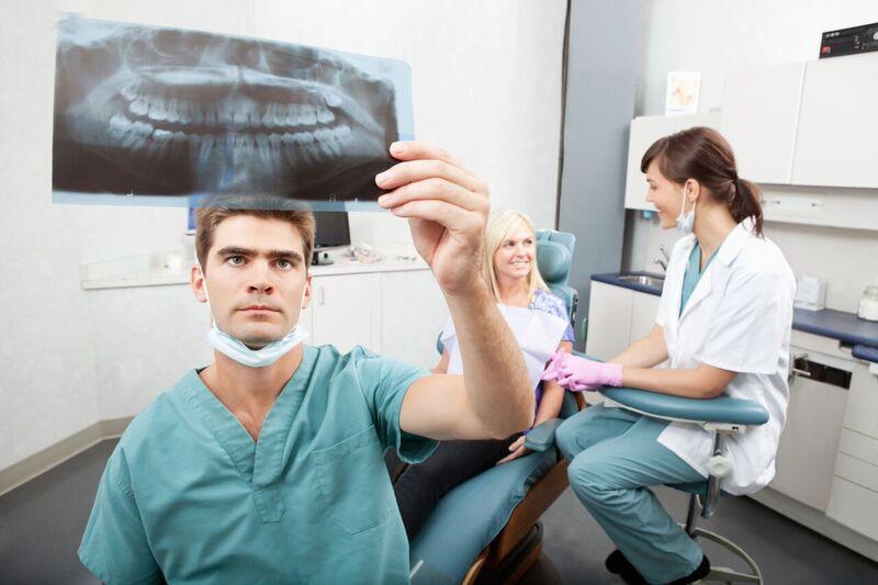 Pérdida de dientes por osteoporosis