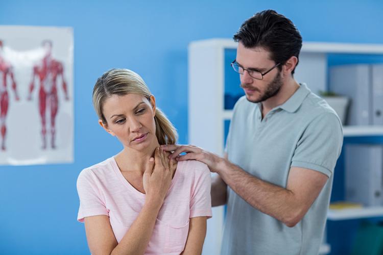 Fisioterapia para la fibromialgia