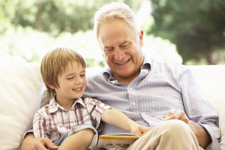 Vacaciones en el cole: llega la hora de los abuelos