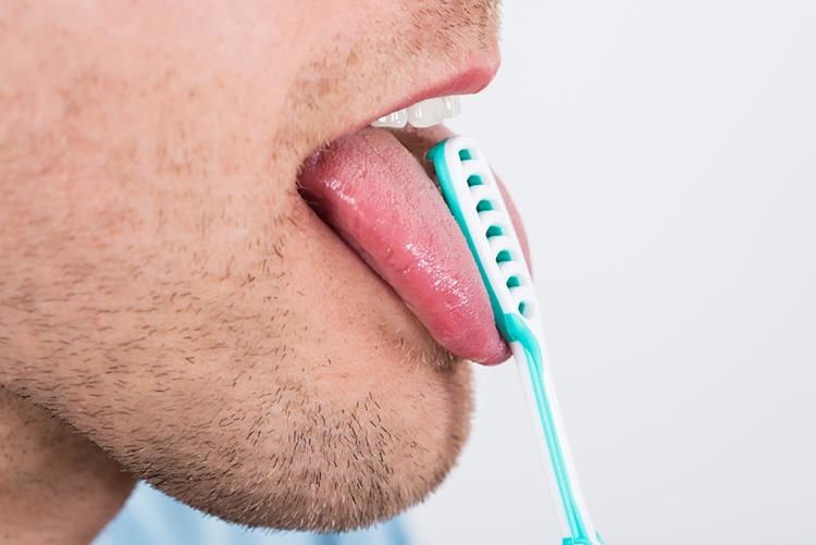 Combatir la halitosis