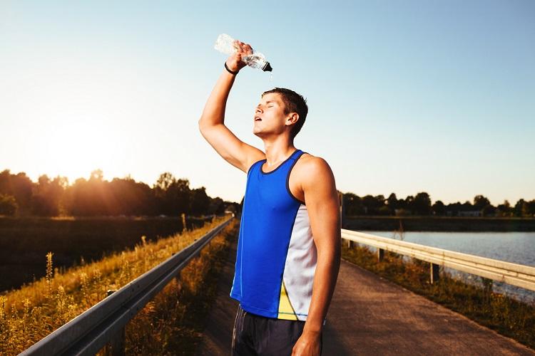 por que no correr cuando hace calor