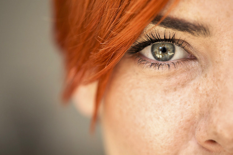 Hijos Con Los Ojos Azules Y Padres De Ojos Marrones