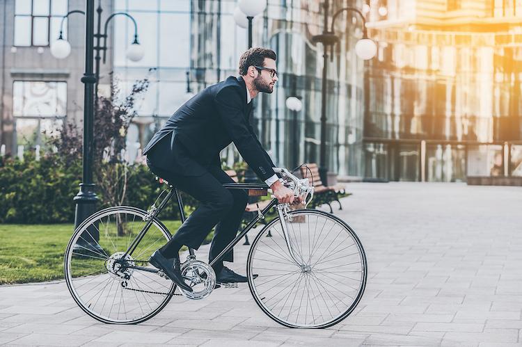 Ir en bici