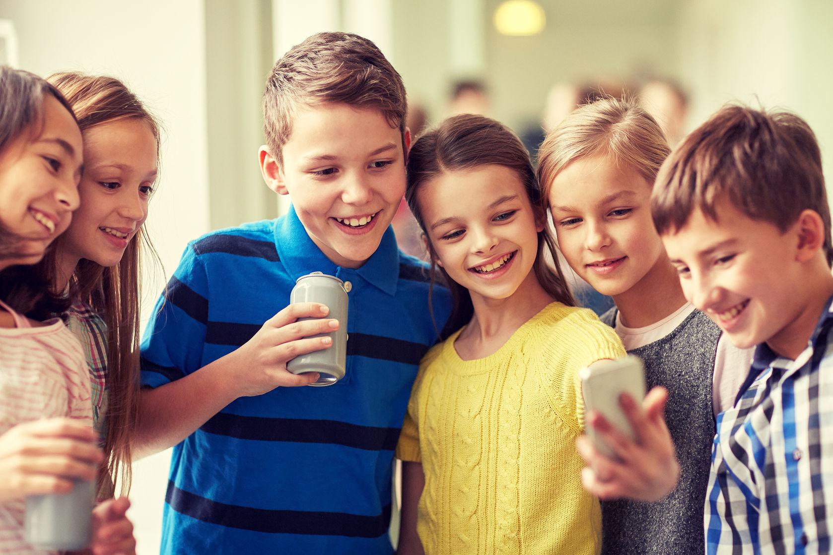 peligro móviles niños