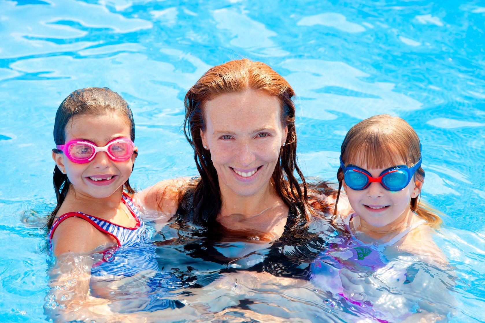 natación para todos
