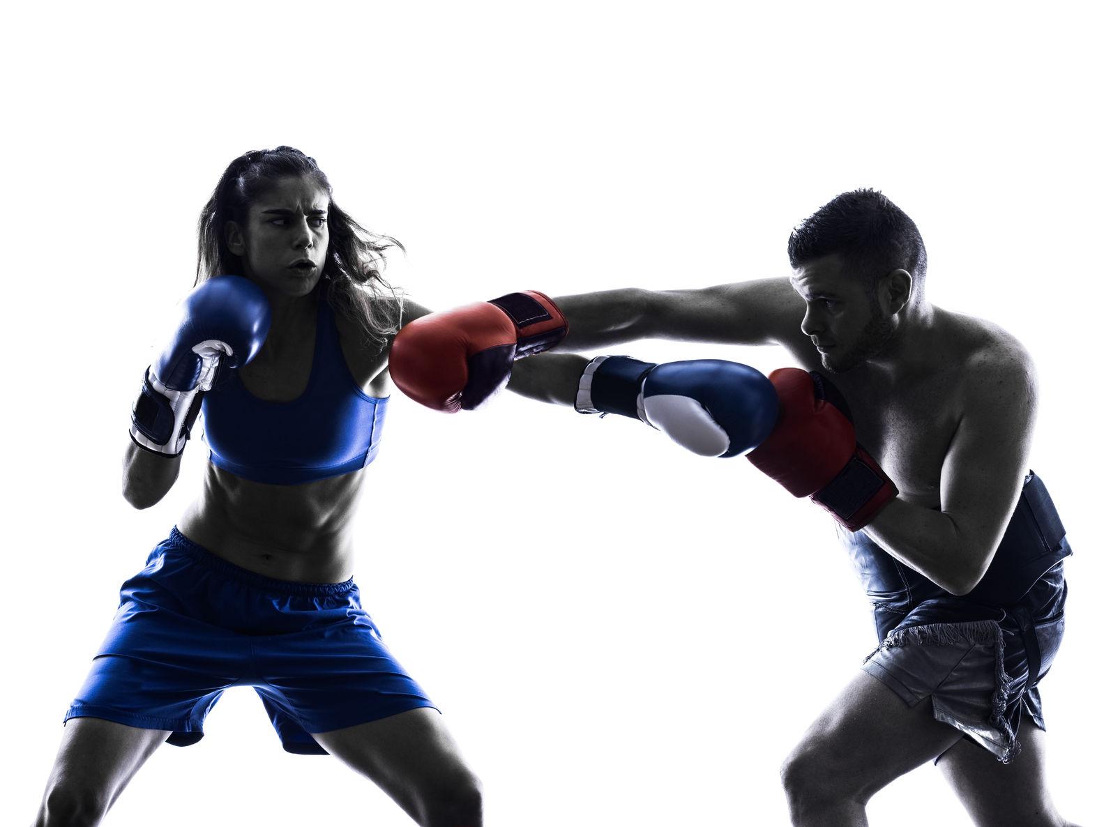 por qué practicar boxeo