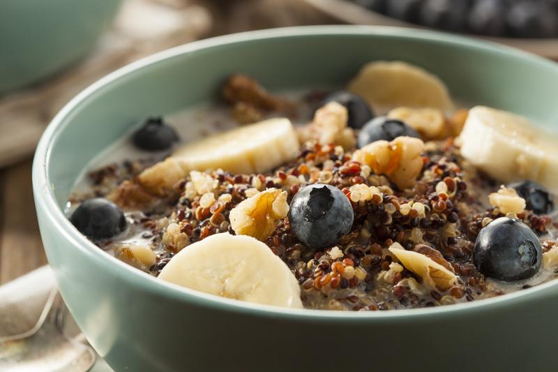 nutrientes desayuno