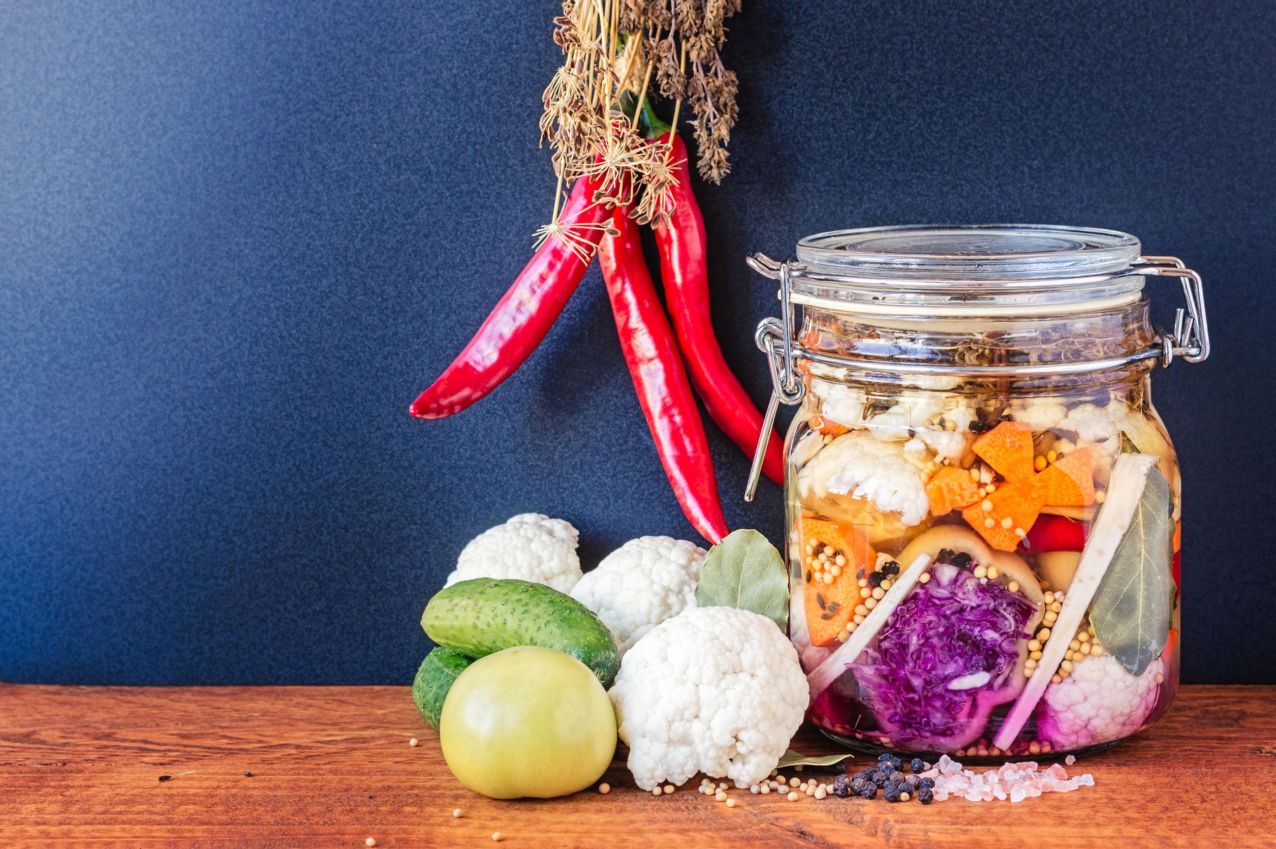 colon irritable, consumo de probioticos naturales