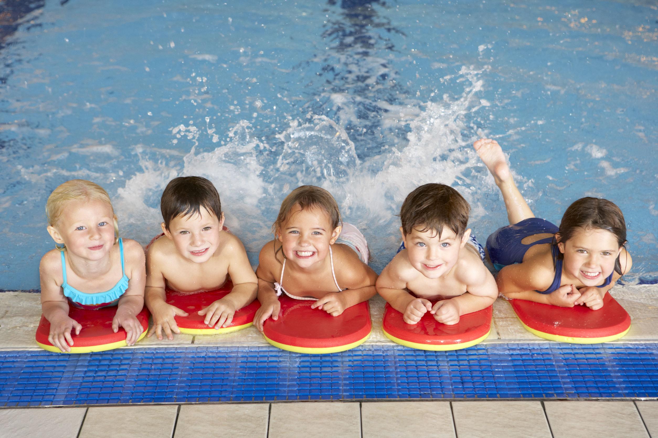 aprender nadar