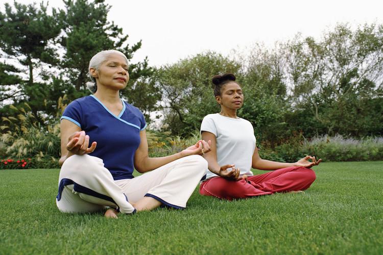 Pilates Yoga