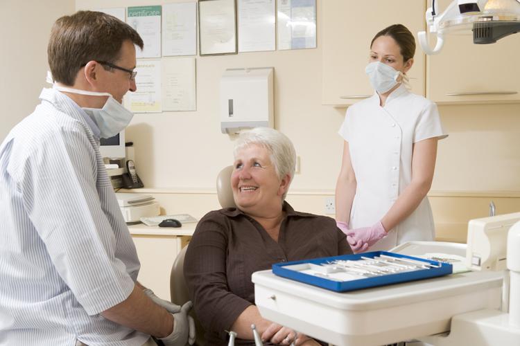 Demencia y salud dental