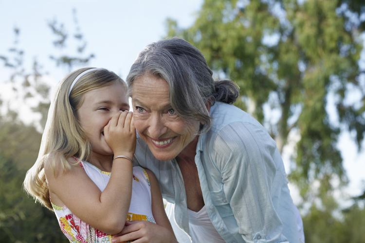 Ventajas y desventajas de cuidar de los nietos