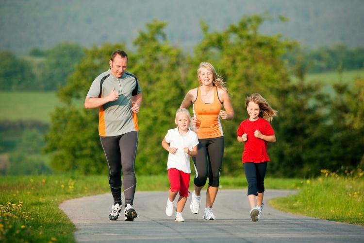 correr-familia
