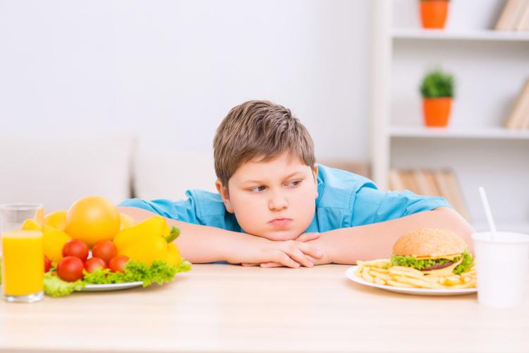 Niños con colesterol