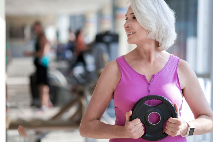 Aumento de peso en la menopausia cómo perder peso