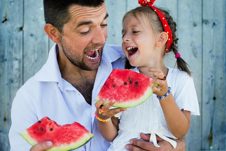 ¿Por qué comemos menos en verano?