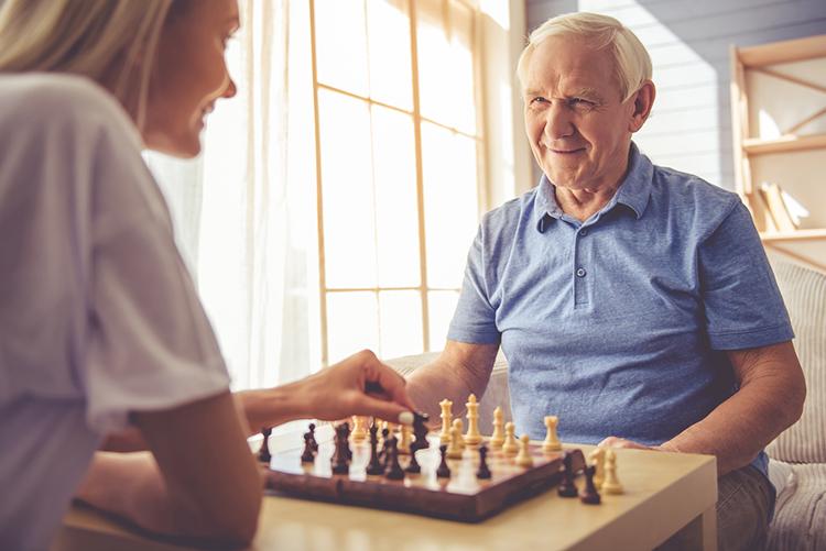 Ajedrez en demencia