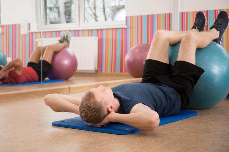 ejercicios pélvicos para la próstata