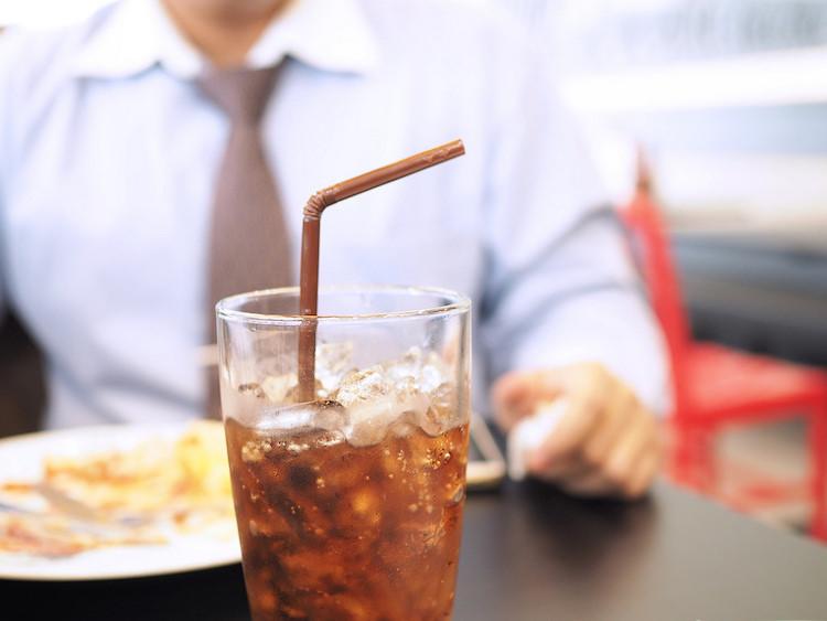 Bebidas e infarto