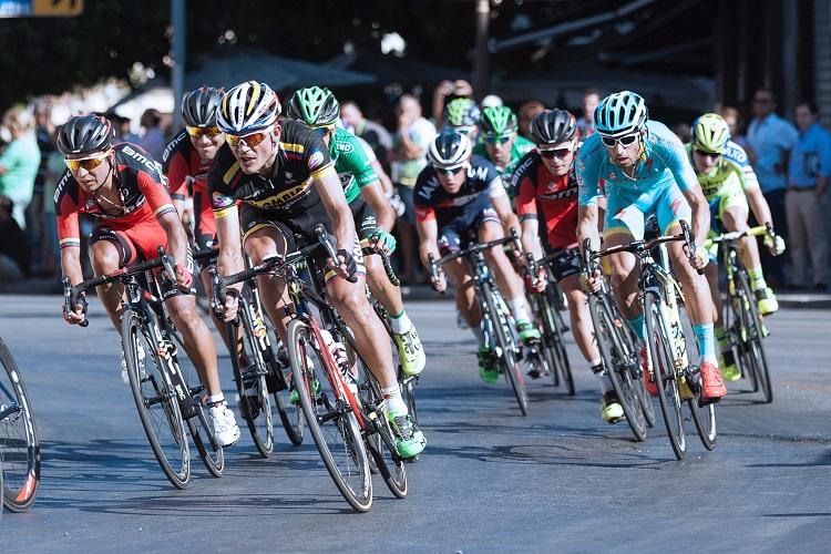 Exigencias del ciclismo
