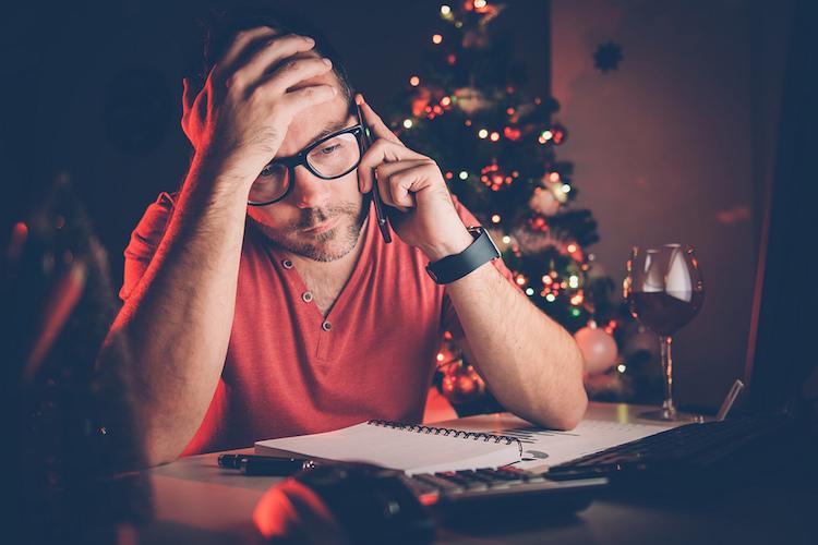 Navidad y estrés