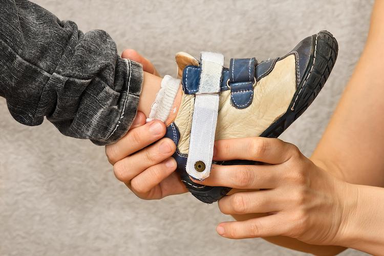 Escoger zapatos