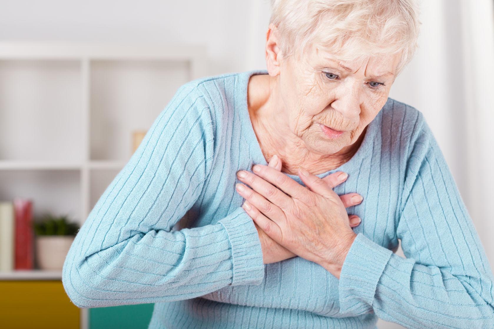 dolor angina de pecho