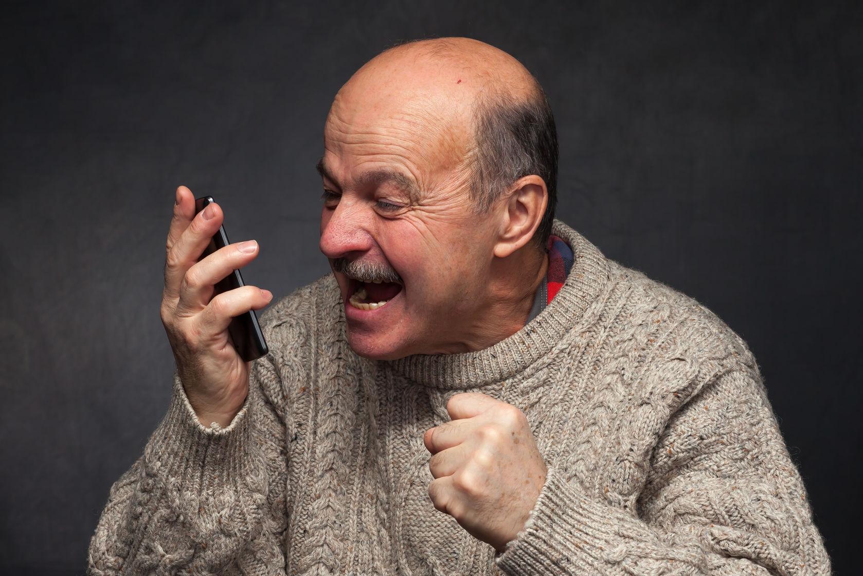 agresividad alzheimer
