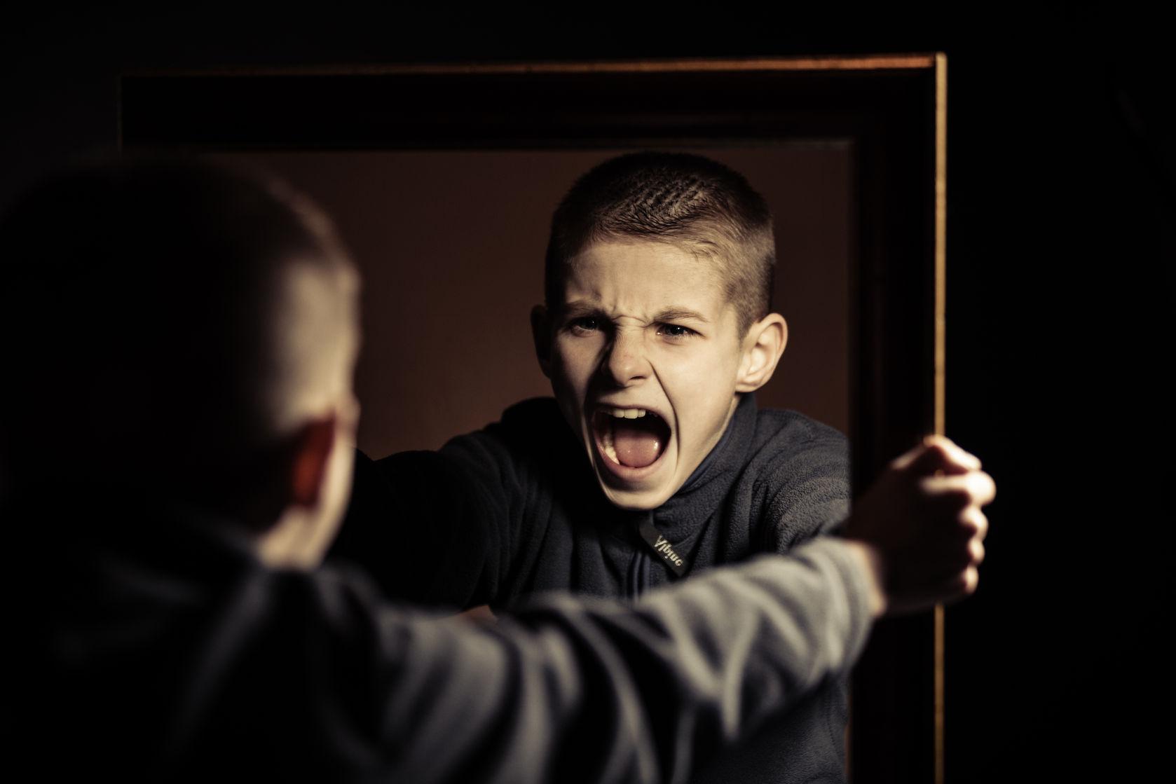 agresividad niños