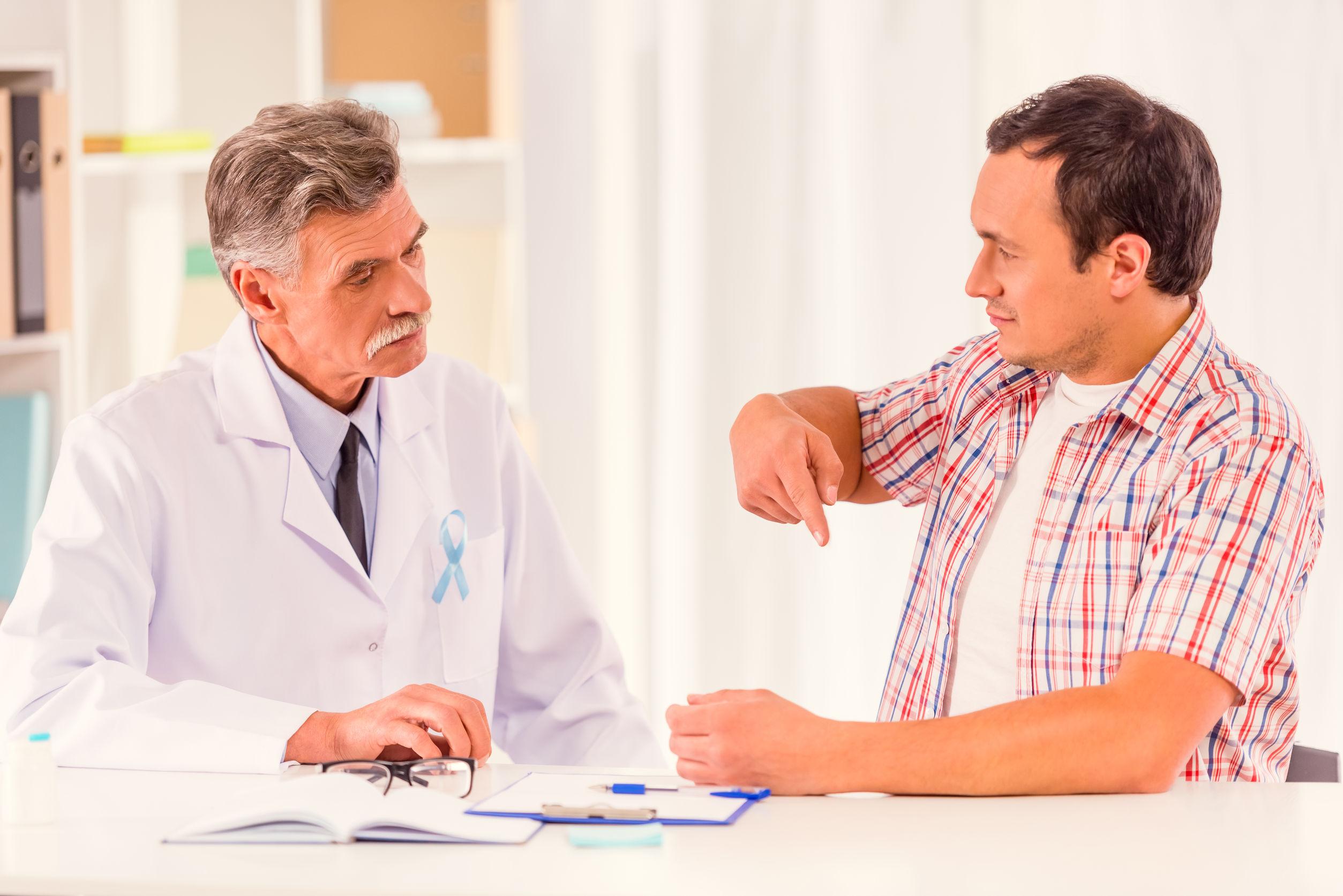 intervención próstata