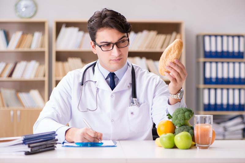 diferencia entre dieta y nutricionista