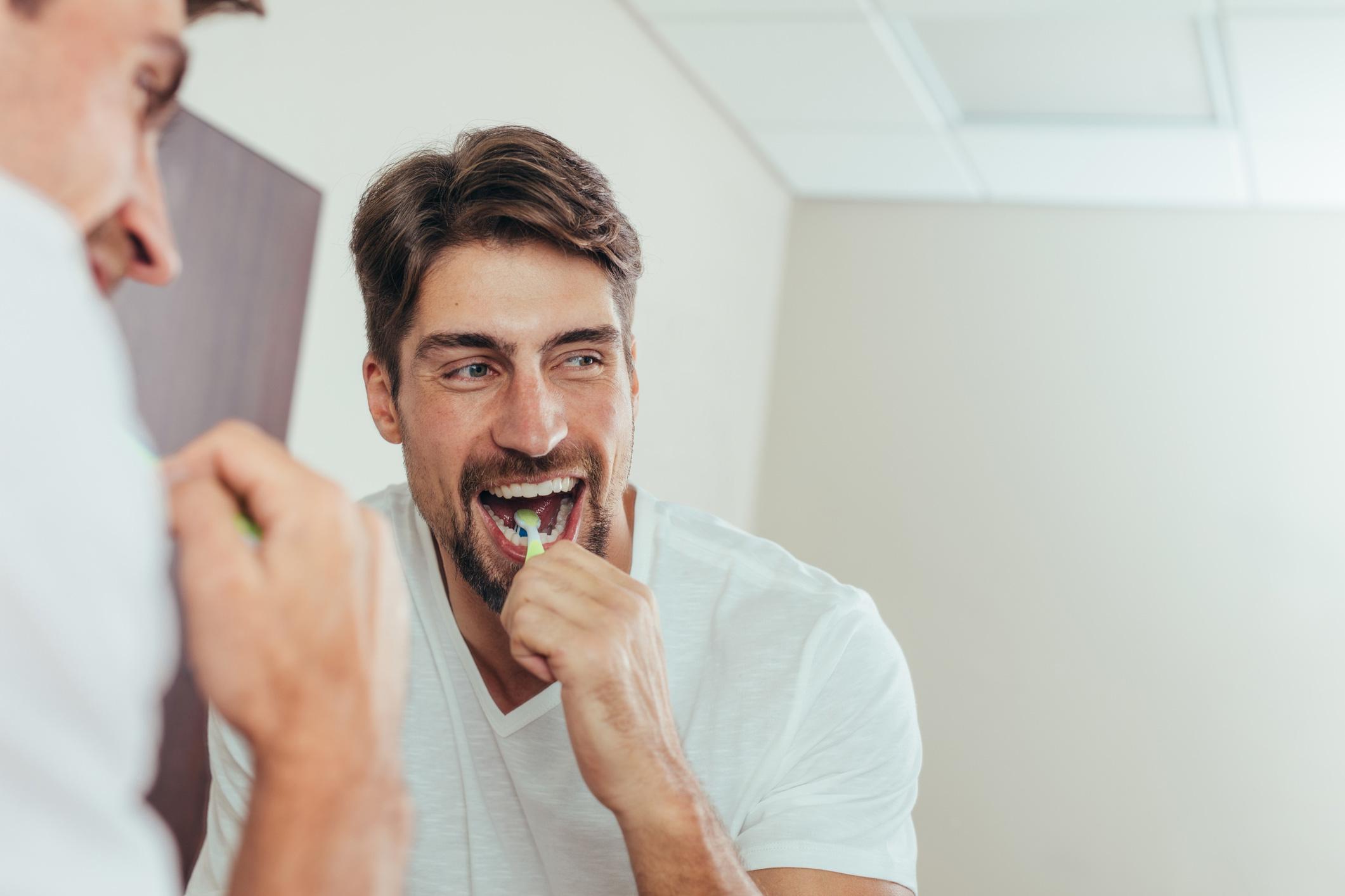 Es importante un correcto cepillado de los dientes
