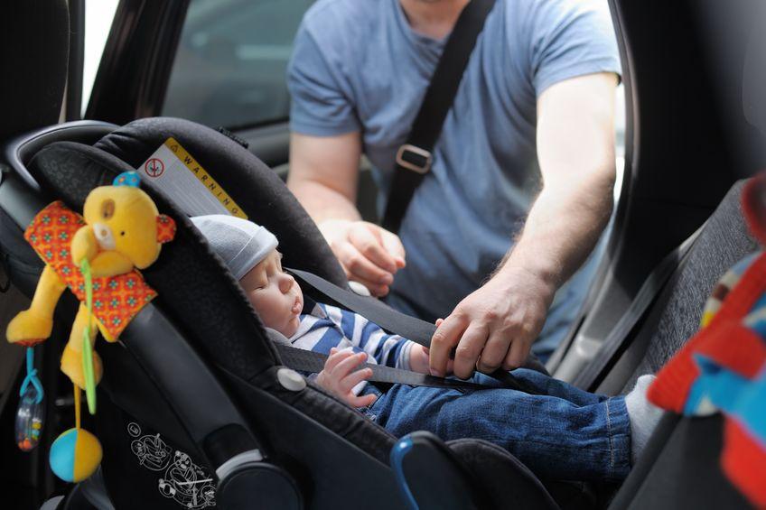Sillas de protección infantil