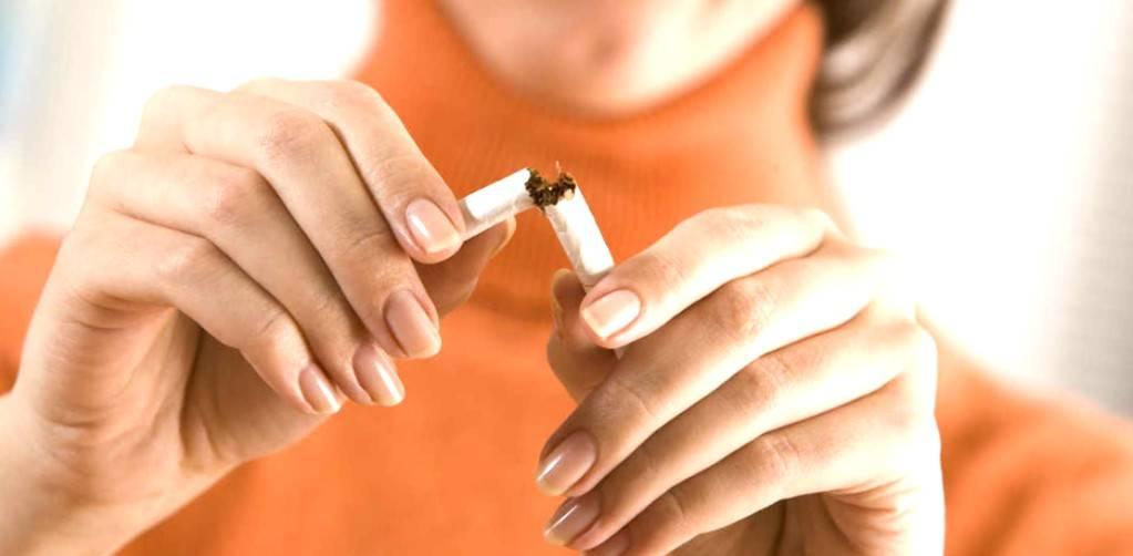 consigue dejar de fumar