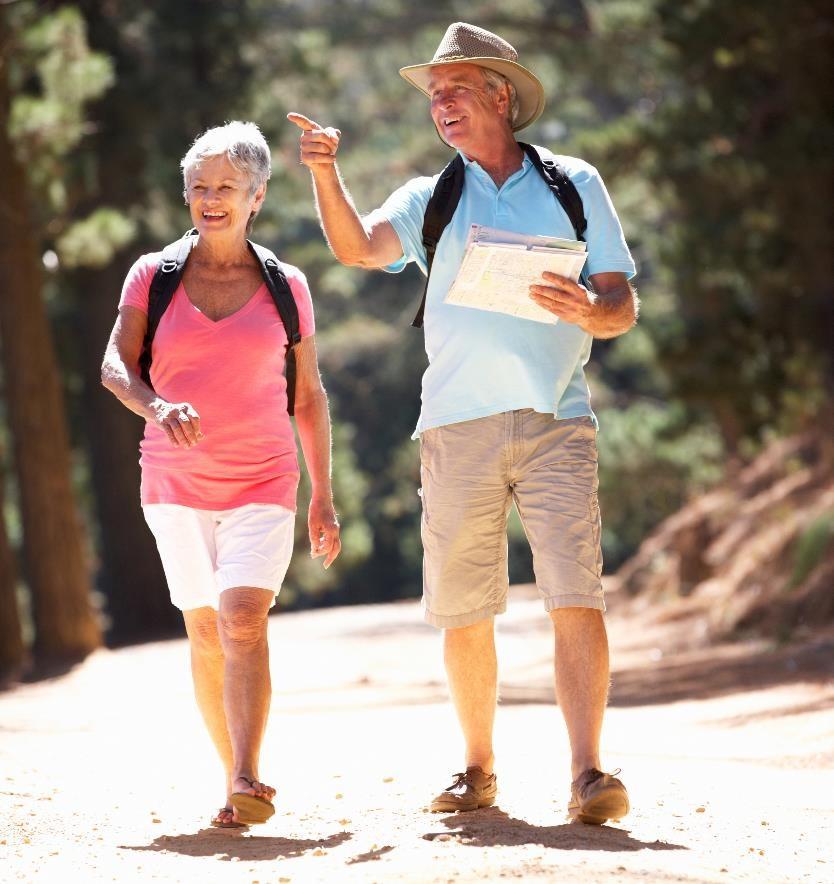 Calzado gente mayor