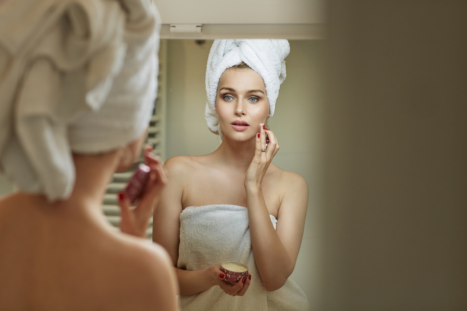 Foto cosméticos caducan